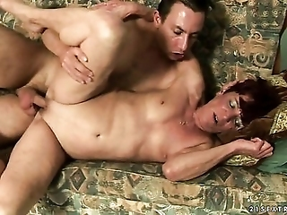 Redhead And Her Horny Bang Buddy Are In The Mood For Oral Sex