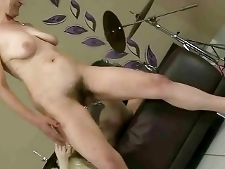 Horny Granny Loves Pretty Teen