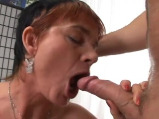 Sexy Old Mature Love Hard Sexing