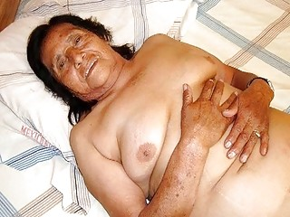 Nasty Compilation Of Fat Ugly Grannies Showing Their Stuff Solo