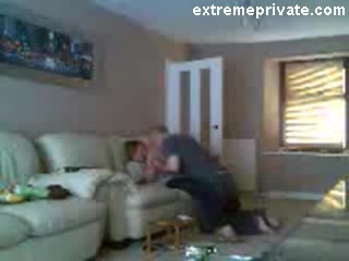 Spy Footage My Mum With Lover In Living Room