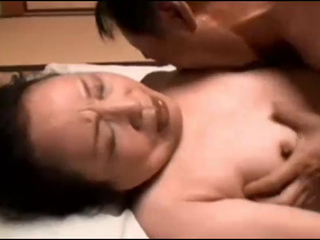 Mature Japanese Slut Gets Fucked Hard