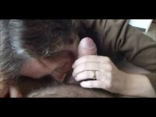 Granny Cocksucking And Swallowing - Pov Cfnm