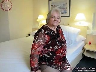 Horny grannies video sorry
