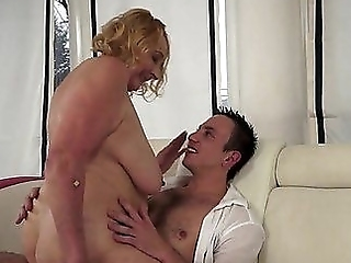 Blonde With Big Hooters Is A Blowjob Addict Who Loves Guys Hard Sausage