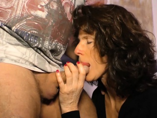 Xxx Omas - Mature German Gets Her Pussy Filled With Dick