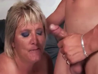 Fat Blonde Granny Fucked Mypornox Com