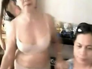 Slutty Granny With Teen Girls