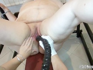 Abused Fat Mature Lady Loves Getting Part2