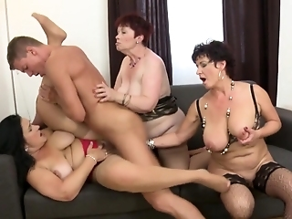 Compilations With Milfs, Matures And Gilfs Fucking Toy Boys